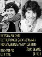 Recital bilingüe Galicia – Irlanda