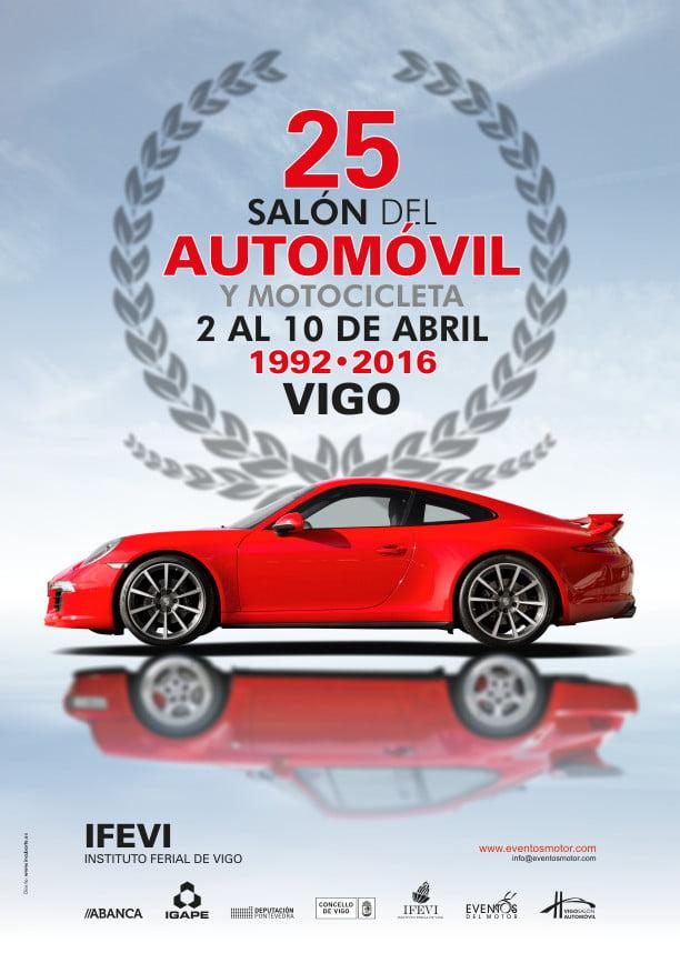 Salón del automóvil y motocicleta de Vigo 2016