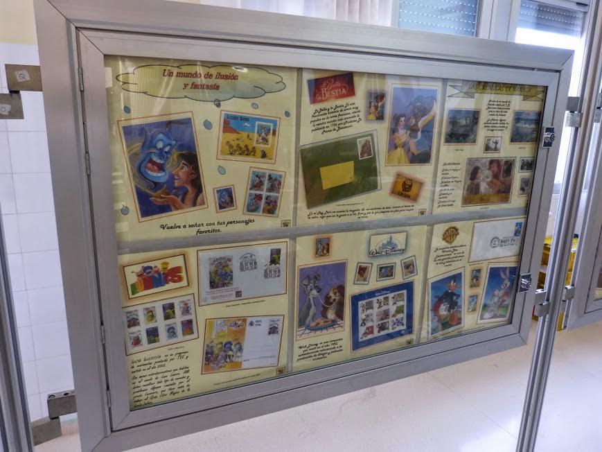 Exposición: El mundo de los sellos