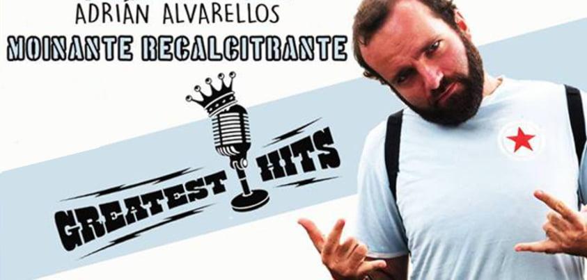 Adrián Alvarellos Moinate Recalcitrante