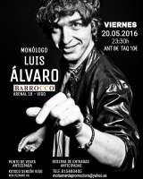 Monólogo de Luís Álvaro