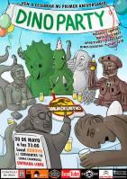 Dinoparty, de fiesta con Dinoseto