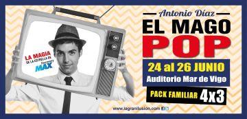 El Mago POP en Vigo – La Gran Ilusión