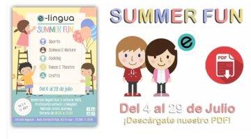 Summer fun en Vigo