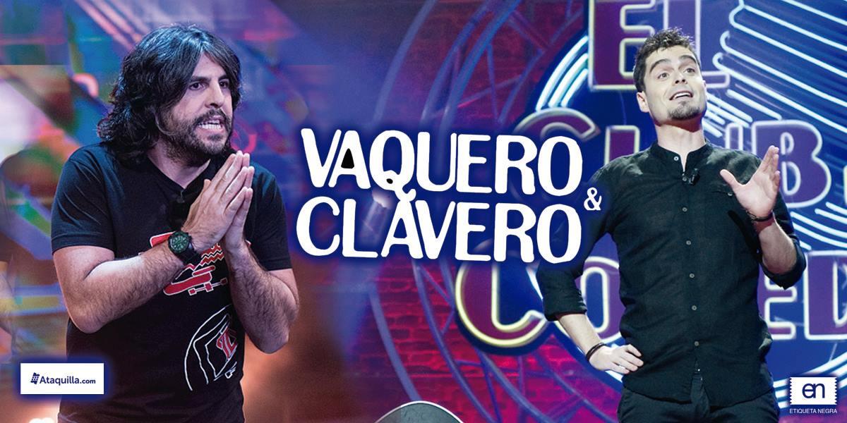 Vaquero y Clavero en Vigo.