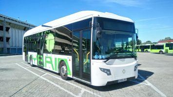 Novo Bus Híbrido de VITRASA