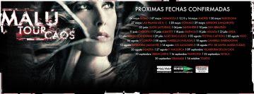 Malú en Vigo – Concierto Tour Caos