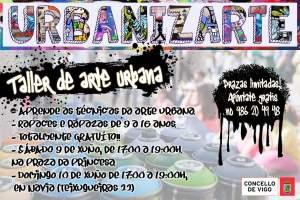 Aplazado – URBANIZARTE – Talleres gratuitos de arte urbana