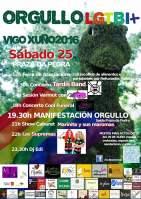 Semana Cultural Orgullo LGTBI Vigo 2016