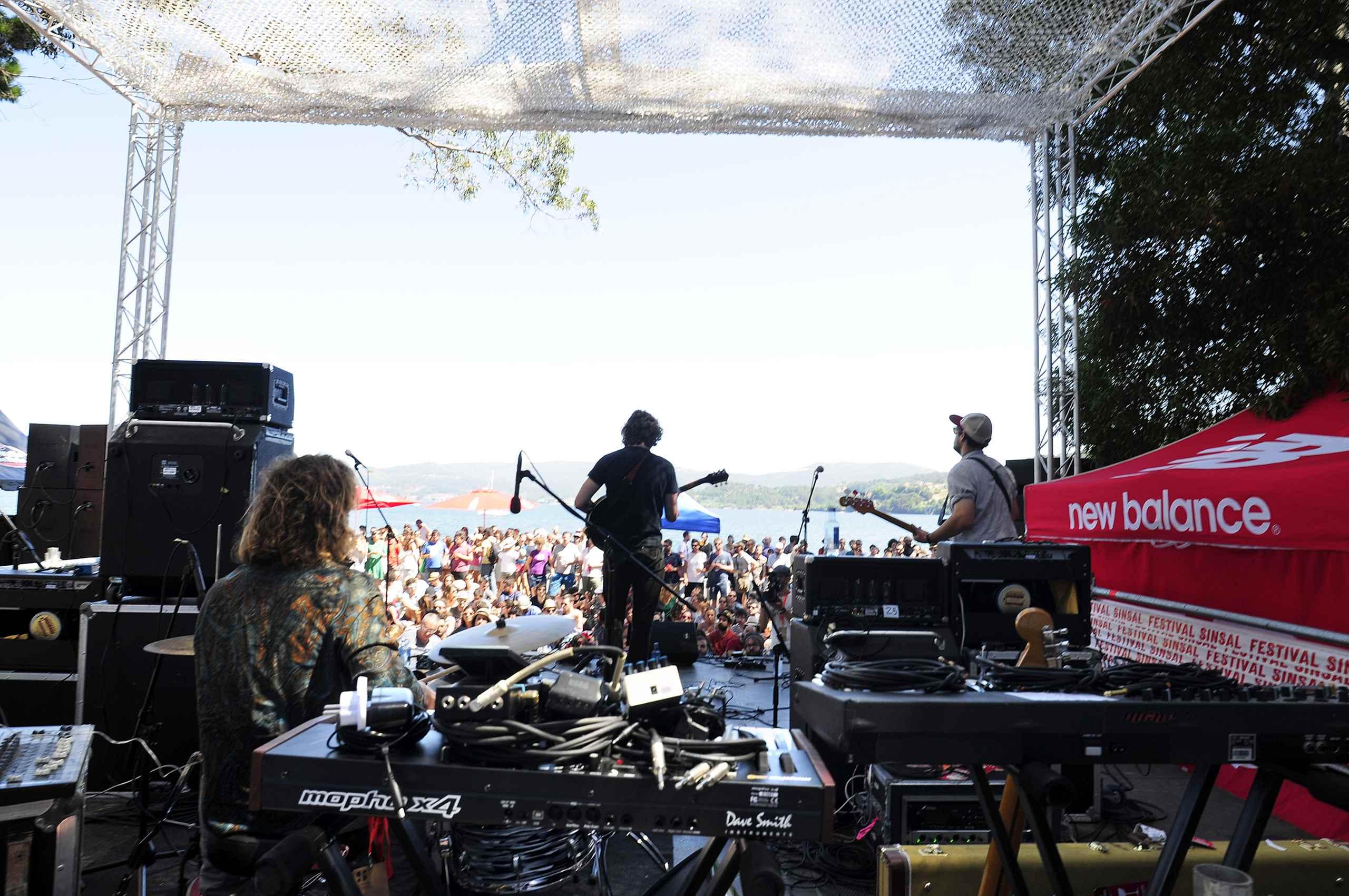 Festival Sinsal 2016 – Illa de San Simón