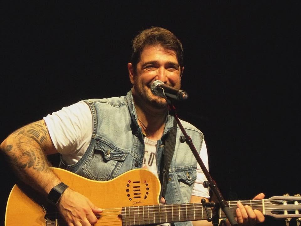 Antonio Orozco en Castrelos