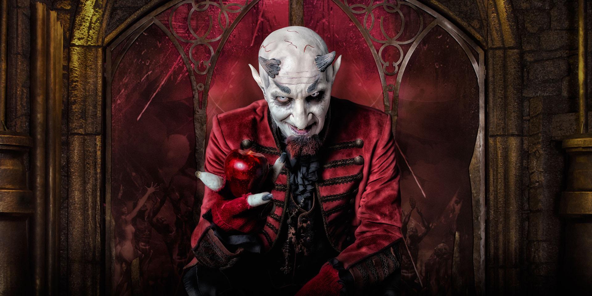 Cabaret Maldito del Circo de los Horrores en Vigo