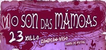 Festival O Son das Mámoas 2016