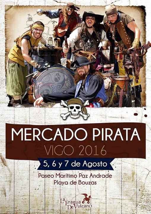 Mercado Pirata en Bouzas
