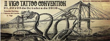 [Cancelado] Vigo Tattoo Convention 2016