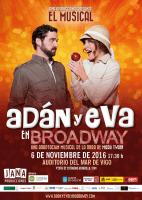Adán y Eva, musical solidario en el Mar de Vigo.