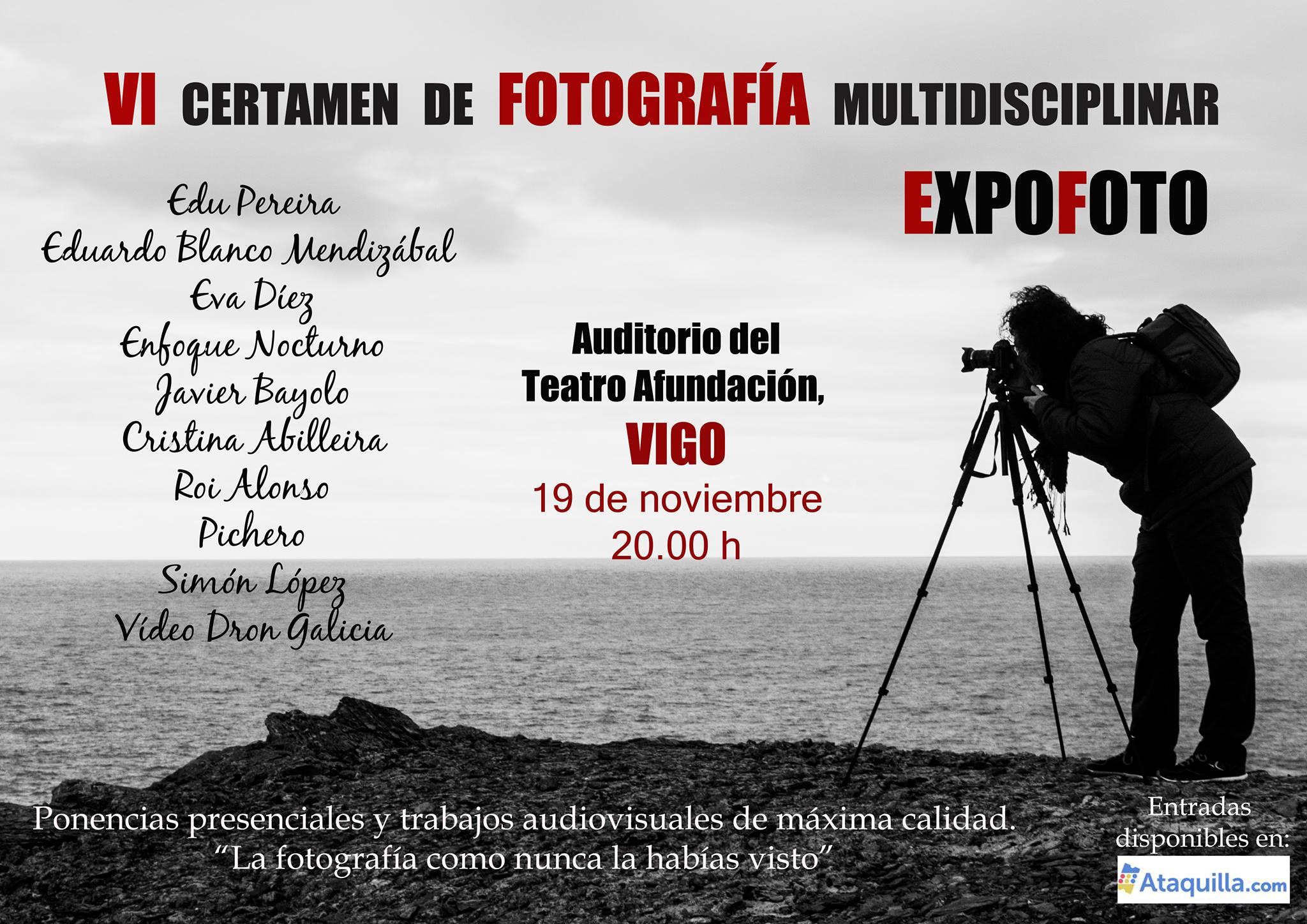 VI Certamen de Fotografía ExpoFoto