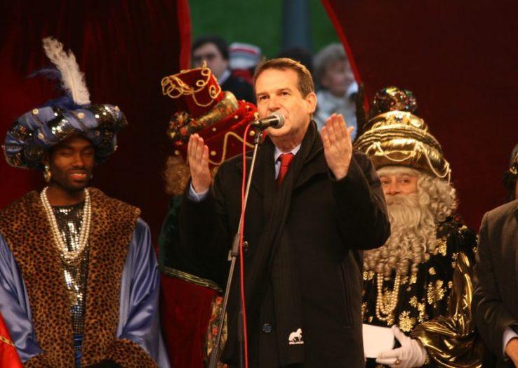 Cabalgata de Reyes Magos en Vigo 2019