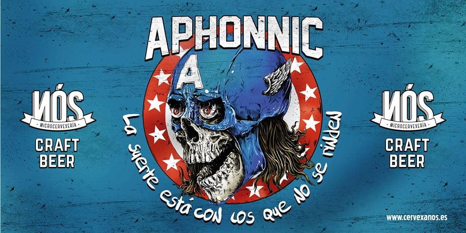 Presentación de la Cerveza Aphonnic