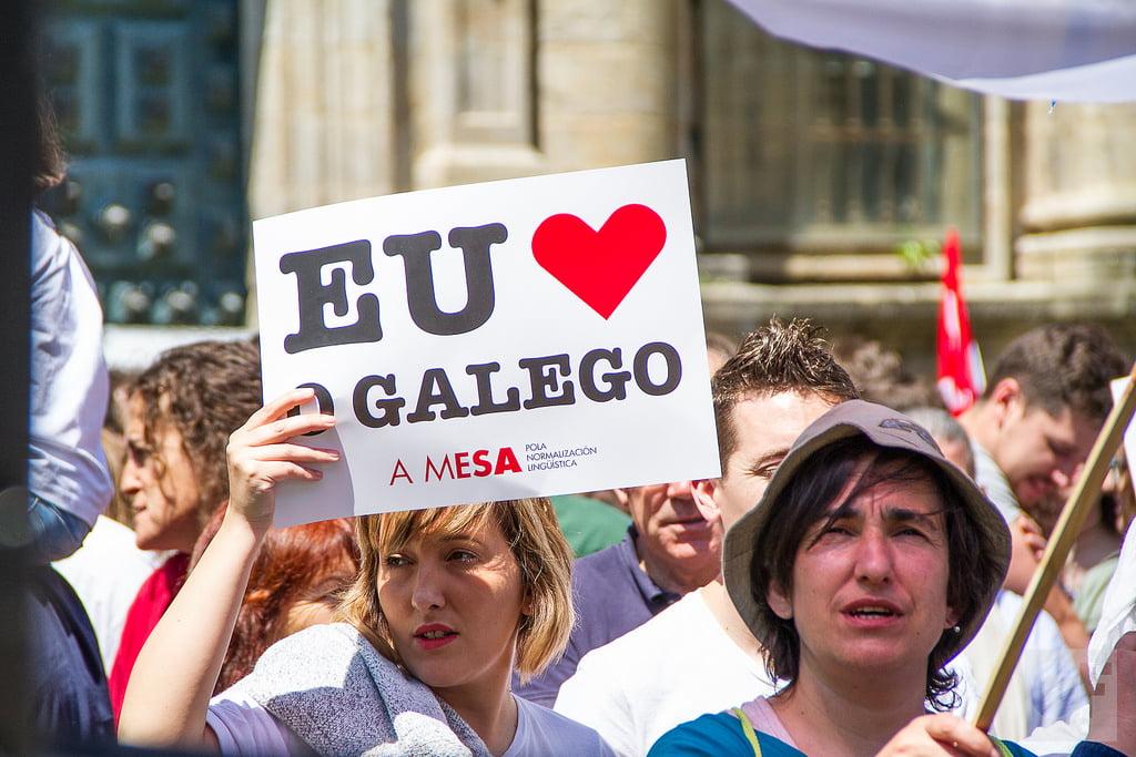 Curso de achegamento á lingua Galega – Nivel 1