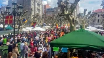 Brincadeira 2017, Reconquista de Bouzas