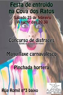 Carnaval A cova dos Ratos
