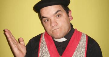 Cena Monólogo de Carnaval con Padre Merino