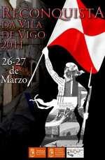 Cartel de la Reconquista de Vigo 2011