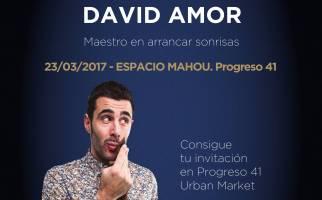 David Amor en Progreso 41 de la mano de Mahou