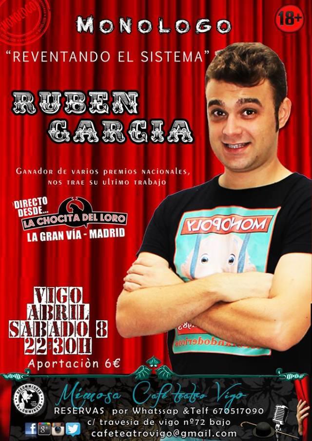 Monólogo de Rubén García