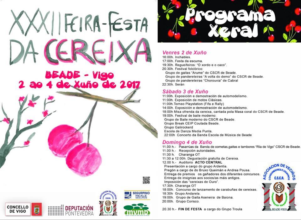 XXXII Feria Fiesta de la Cereza 2017