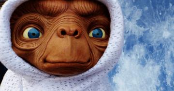 Cine al aire Libre, E. T., el extraterrestre.