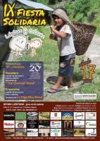 """Fiesta solidaria """"Lápices y Colores"""""""