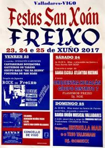 San Juan 2017 Freixo