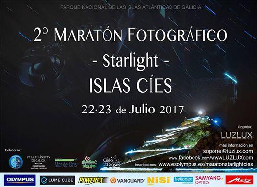 Maratón Fotográfico Starlight