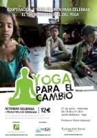 Yoga para el cambio en Fundación Sales