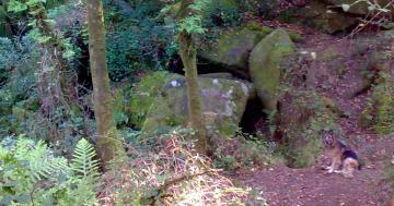 Cuevas del Folón de Coruxo