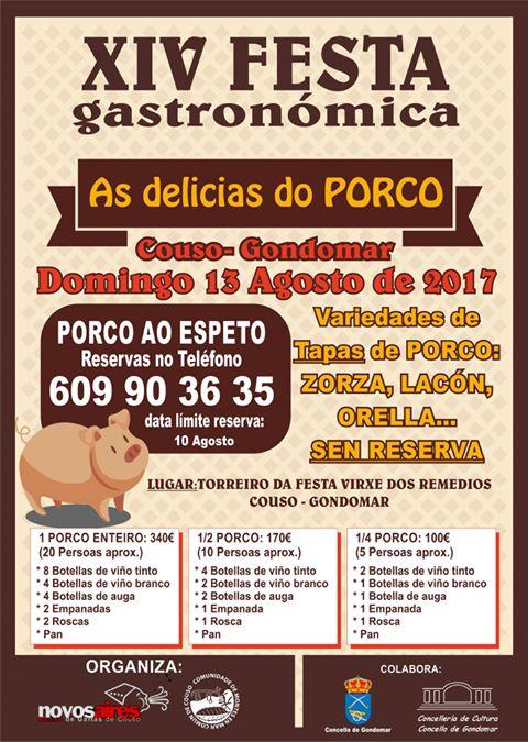 Delicias de Cerdo