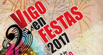 Programa Fiestas Verano 2017 Vigo | Vigo en Festas 2017
