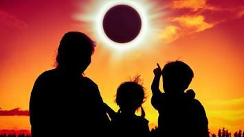 Eclipse Solar desde Vigo.