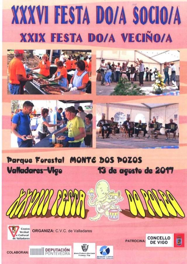 Fiesta del Pulpo 2017