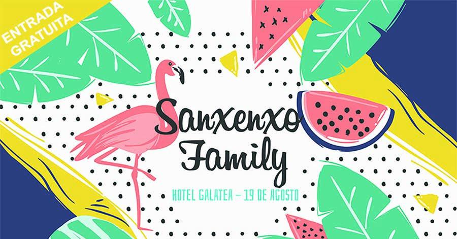 Sanxenxo Family: Charlas, talleres y compartir experiencias.