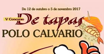 De Tapas Polo Calvario 2017 Vigo