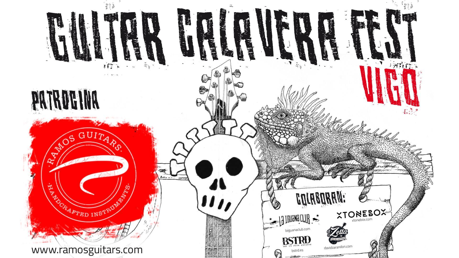 I Guitar Calavera Fest
