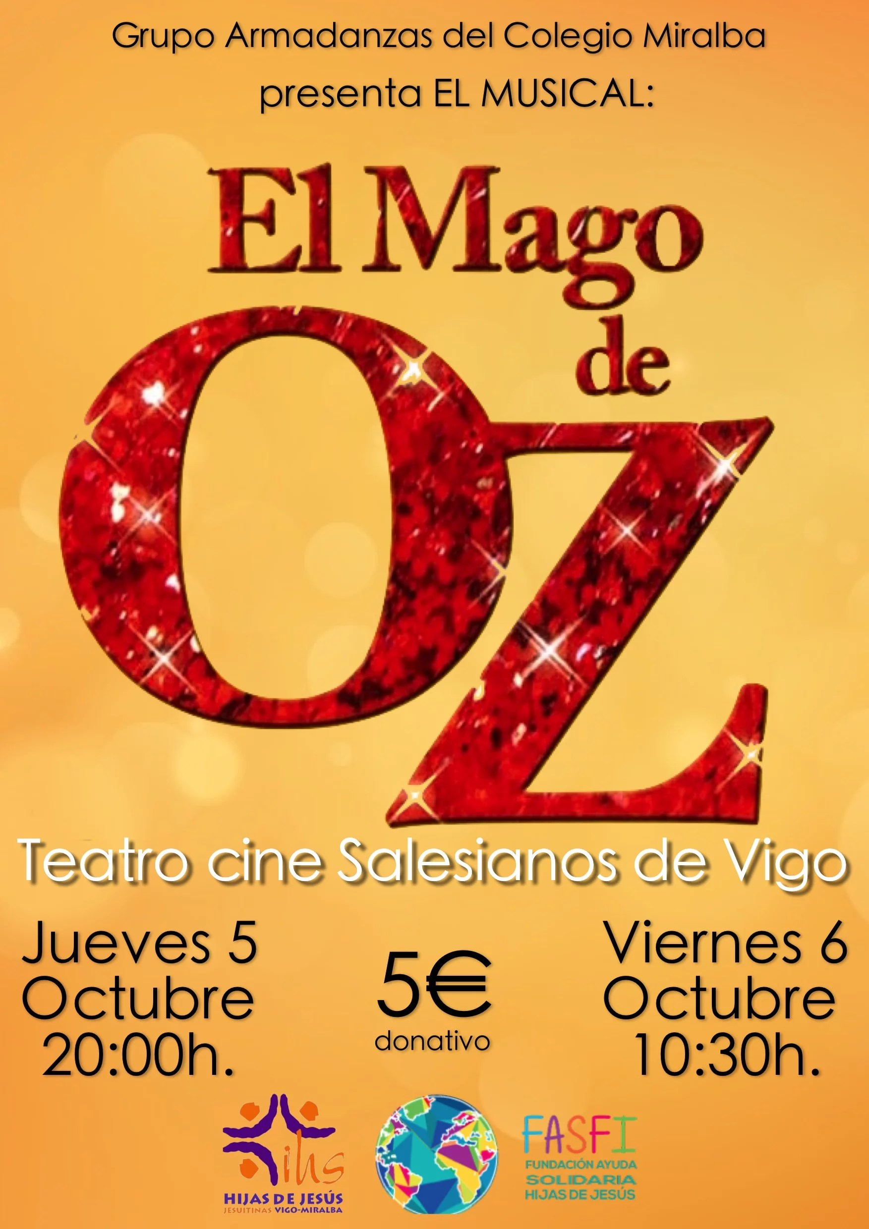 Musical: El Mago de Oz