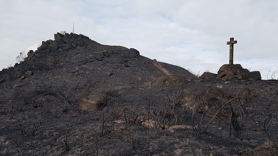 Resumen de los Incendios de Vigo | Nunca Máis | Vigo