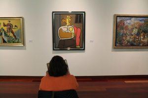 Visitas y talleres para conocer la colección de Arte Afundación