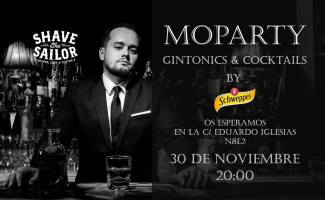 Moparty, Gintonic & Cocktails by Schweppes