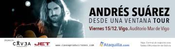 Concierto de Andrés Suárez | Mar de Vigo