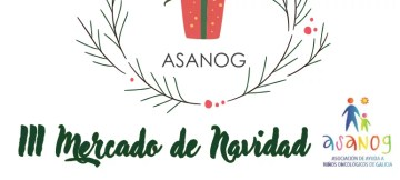 Mercado solidario de Navidad ASANOG | 2017